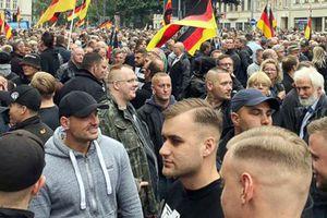Nước Đức 'nóng' vì biểu tình