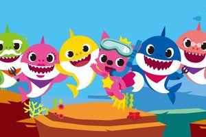Baby Shark: bài hát con nít 'gây nghiện' cho cả người lớn