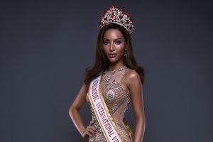 Người đẹp chân dài 1,14m được cấp phép thi Siêu mẫu Quốc tế 2018