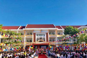 Hơn 333.000 học sinh Quảng Nam tưng bừng khai giảng năm học mới
