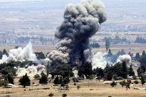 Bom dẫn đường Nga hủy diệt phiến quân tại Idlib
