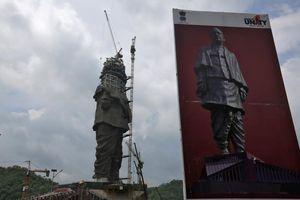 Ấn Độ dựng tượng cao nhất thế giới
