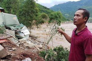 Thanh Hóa: Lũ dữ tàn phá tan hoang bên dòng sông Mã