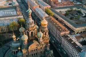 Du lịch Nga: Saint Petersburg, thành phố cổ vĩ đại