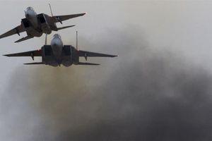 Israel tuyên bố đã không kích Syria 200 lần