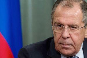 Ngoại trưởng Lavrov: Tình hình đối đầu Nga-Mỹ ngày càng căng thẳng
