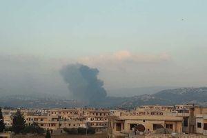 Phòng không Syria khai hỏa bắn hạ 5 tên lửa Israel