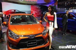 Toyota Việt Nam chuẩn bị tung ra 3 mẫu xe giá rẻ Wigo, Rush và Avanza vào ngày 25/9