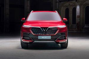 Vinfast công bố hình ảnh và video ngoại thất 2 mẫu xe đầu tiên