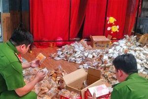 Bánh Trung thu Trung Quốc xuất hiện ở Cần Thơ?