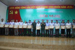 Đắk Nông: Sơ kết và gặp mặt điển hình tiên tiến thực hiện 'Ngày Biên phòng toàn dân' giai đoạn 2009-2019