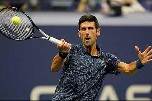 Novak Djokovic nhẹ nhàng có mặt tại bán kết US Open 2018