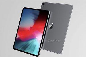 Lộ ảnh render của Apple iPad Pro mới: Màn hình tràn viền không rãnh, ăng-ten giống iPhone