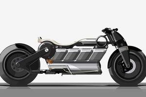 Curtiss Hera - Chiếc xe máy điện sang trọng nhất thế giới có gì đặc biệt?