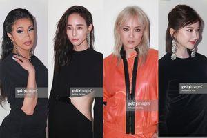 New York Fashion Week 2018: 'Như Ý truyện' Trương Quân Ninh đọ sắc bên 'khắc tinh Taylor Swift' và diễn viên 'Avengers 3'