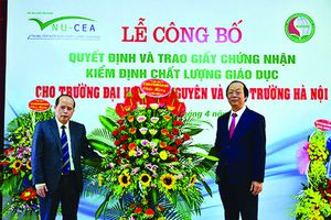 Đại học TN&MT Hà Nội: Tập trung nâng cao chất lượng đào tạo hướng tới mục tiêu trường trọng điểm quốc gia