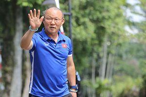 Trước thềm AFF Cup, HLV Park Hang-seo tranh thủ thời gian về Hàn Quốc thăm nhà