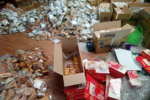 Phát hiện gần 4.000 chiếc bánh trung thu không rõ nguồn gốc tại Cần Thơ