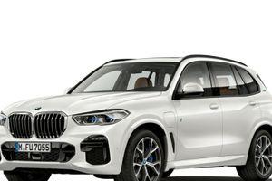 BMW X5 xDrive45e iPerformance 2019 trình làng với sức mạnh và phạm vi lái điện cải thiện