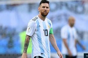 Tng lai Argentina ca Messi v âu?