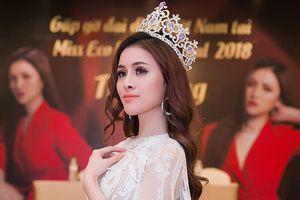 Thư Dung bị tước danh hiệu Á hậu Miss Eco International?