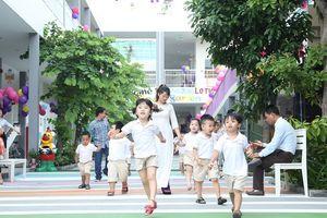Khánh thành trường mầm non chuẩn quốc tế nhận trẻ từ 19 tháng tuổi