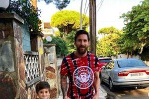 Vì sao Messi không tp trung cùng tuyn Argentina?