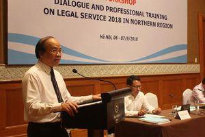 Đối thoại về nghiệp vụ pháp chế: Thúc đẩy và làm tốt hơn công tác pháp chế