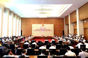Dự án Luật phòng, chống tham nhũng (sửa đổi): Mở rộng phạm vi áp dụng ra khu vực ngoài nhà nước