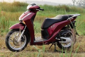 Honda SH 150i ế ẩm tại Indonesia nhưng đội giá cả chục triệu ở VN