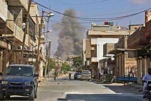 Sau thất bại hội nghị 3 bên, lực lượng không quân Nga và Syria tấn công Idlib dữ dội