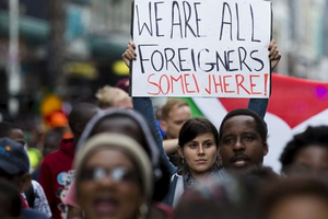 Liên hợp quốc hối thúc Nam Phi bảo vệ người nước ngoài