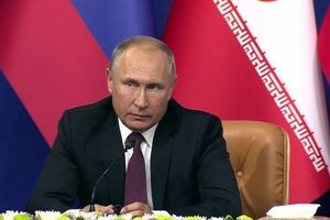 Ông Putin: 'Tiêu diệt khủng bố tại Idlib là ưu tiên hàng đầu ở Syria'
