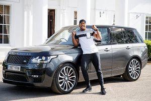 'Vua quyền Anh' bị mất cắp siêu xe Range Rover