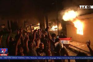 Biểu tình gây thương vong ở Basra, Iraq