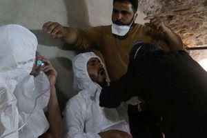 Mỹ nói nắm trong tay bằng chứng Syria chuẩn bị tấn công hóa học ở Idlib