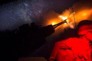 Mỹ tiến hành tập trận tại Syria nhằm đối phó 'các mối đe dọa quân sự'