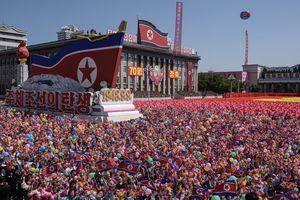 Lãnh đạo Trung Quốc, Nga, Iran chúc mừng ngày Quốc khánh Triều Tiên