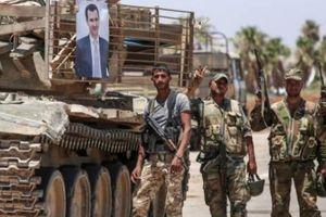Syria xới tung sa mạc, đánh bật IS khỏi nhiều vị trí chiến lược