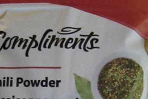 Mỹ thu hồi bột ớt nguy cơ nhiễm vi khuẩn salmonella có thể gây tử vong