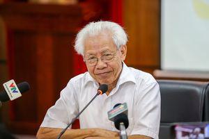 GS Hồ Ngọc Đại lên tiếng về chương trình Công nghệ giáo dục