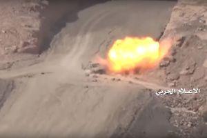 Chiến binh Houthi liên tiếp phóng tên lửa tấn công Ả rập xê út, phục kích gây kinh hoàng