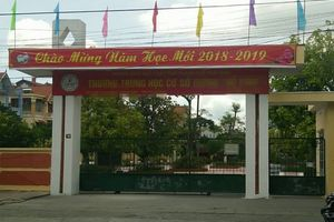 Thái Bình: Điều tra nghi án một nữ sinh bị hiếp dâm tập thể