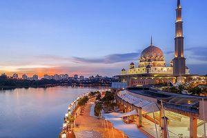 Thành phố thông minh với sông hồ nhân tạo