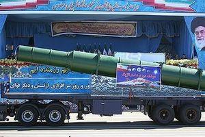 Iran phát triển hệ thống tên lửa chính xác hơn phiên bản S-300 của Nga