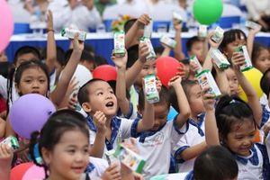 Chung tay vì con trẻ