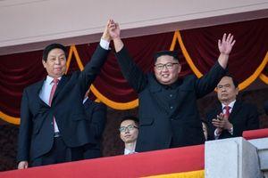 Đặc phái viên trao thư của ông Tập Cận Bình cho lãnh đạo Triều Tiên Kim Jong-un