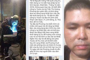 Lao động Việt kêu cứu từ đất khách