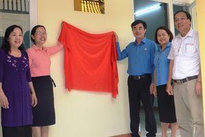 Quảng Bình: Trao 'Mái ấm Công đoàn' cho giáo viên ở vùng sâu