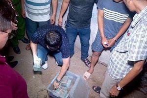 Thu hồi thêm 730 triệu trong vụ cướp ngân hàng Vietcombank